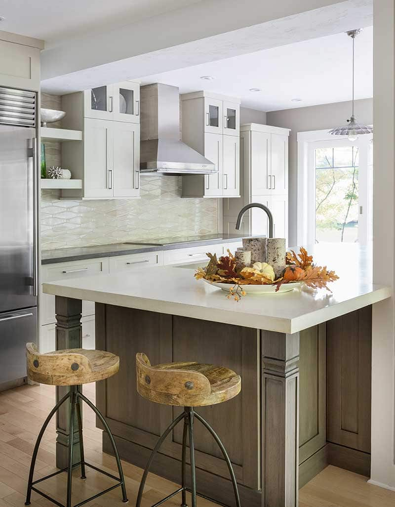 Kitchen remodel - modern - in Plymouth, MA